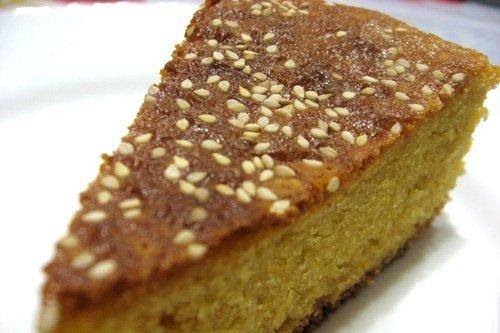 Receta de pasteles fáciles