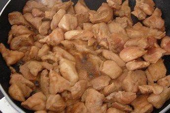 Receta de pechugas de pollo al ajillo