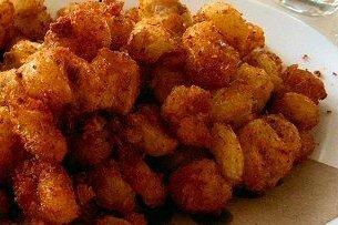 Receta de pescado rebozado frito