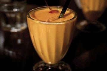 Receta de pisco mango sour