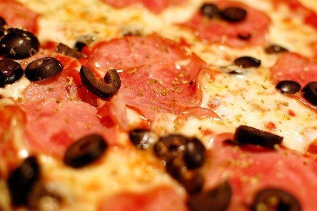 Receta de pizza para celíacos