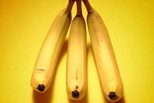 Receta de plátano con coco