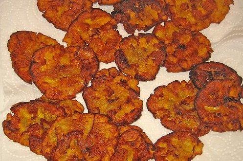 Receta de plátanos maduros fritos
