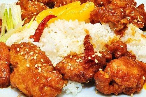 Receta de pollo al horno con naranja