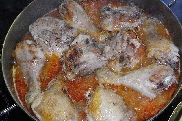 Receta de pollo en mixiote