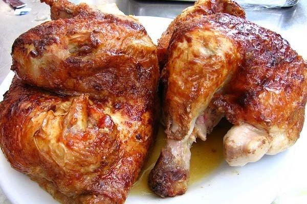 Receta de pollo feliz de sinaloa