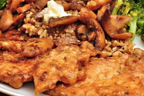 Receta de pollo rebozado