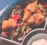 Receta de pollo salteado