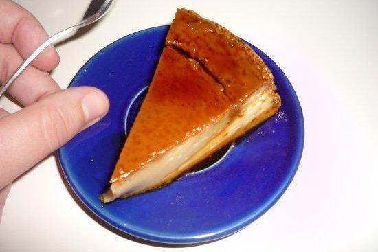 Receta de quesillo de naranja