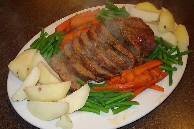 Receta de redondo de pollo al horno