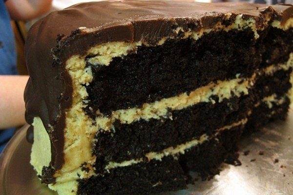 Receta de relleno para pasteles