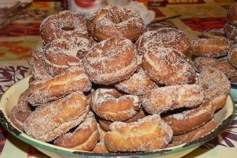 Receta de rosquillas de anís caseras