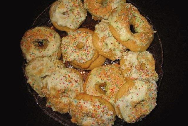 Receta de rosquillas de san blas