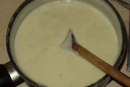Receta de salsa 4 quesos