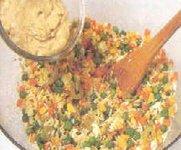 Receta de salsa de atun