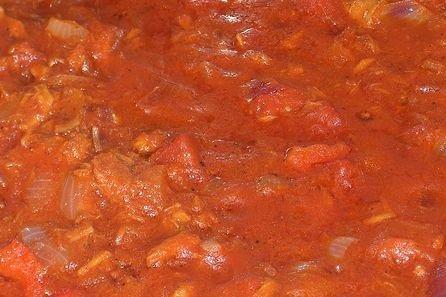Receta de salsa de tomate