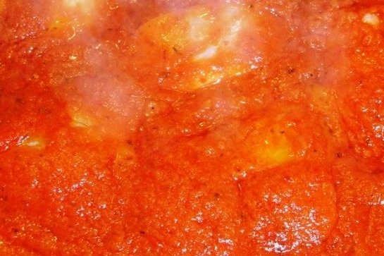 Receta de salsa para albóndigas