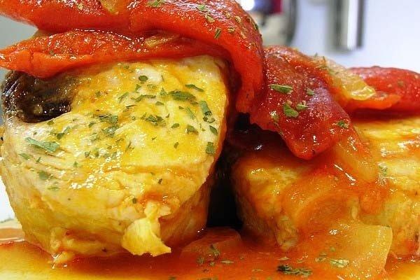 Receta de salsas para pescado al horno