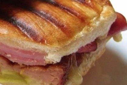 Receta de sandwiches cubanos