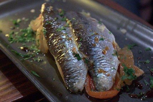 Receta de sardinas en horno