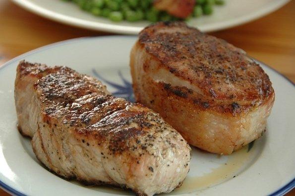 Solomillo de cerdo al horno con hierbas arom ticas receta for Como preparar solomillo