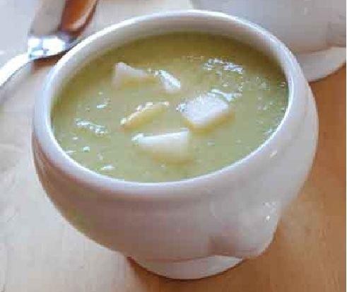 Receta de sopa de atún