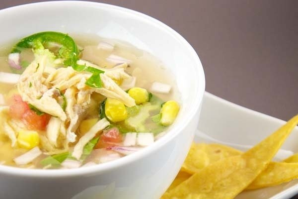 Receta de sopa de gallina
