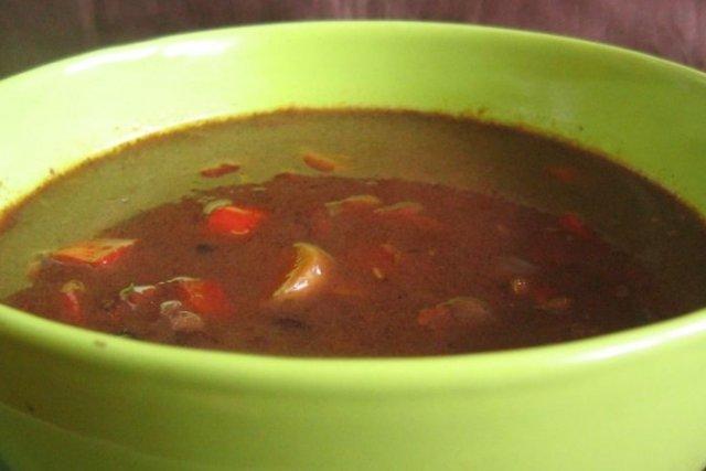 Receta de sopa de legumes portuguesa