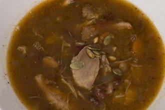 Receta de sopa de ternera