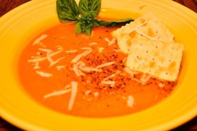 Receta de sopa de zanahoria