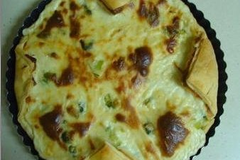 Receta de tarta de brócoli