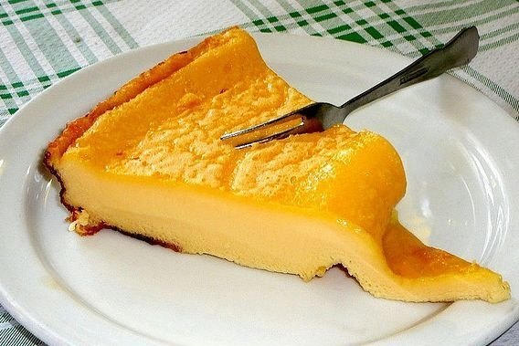 Imagen De Baño Maria:Foto de la receta de tarta de queso al baño maría