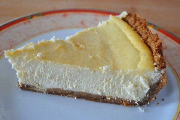 Receta de tarta de queso philadelphia fría
