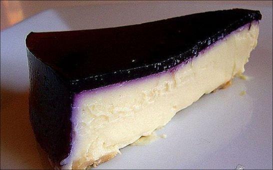 Receta de tarta de queso sencilla