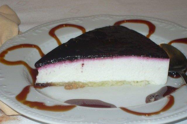 Receta de tarta de queso (sin azúcar)