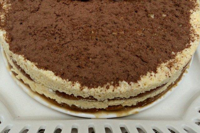 Receta de tarta de tiramisú