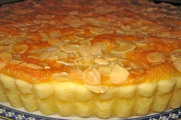 Receta de tarta de zanahoria y almendra