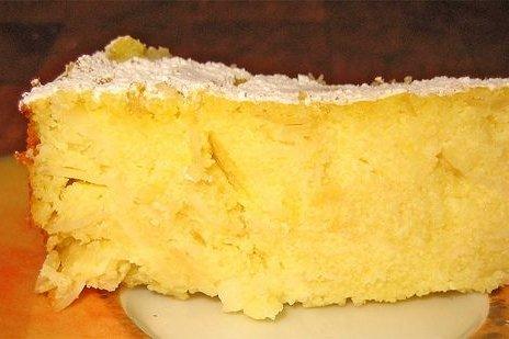 Receta de tarta fácil de manzana