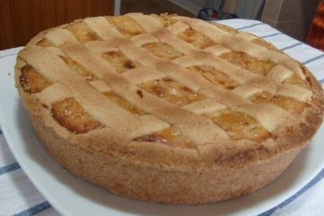 Receta de tarta pastiera napolitana