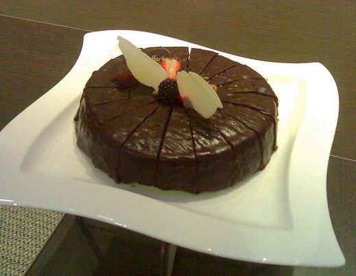 Receta de torta borracha