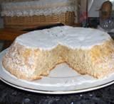 Receta de torta de almendra