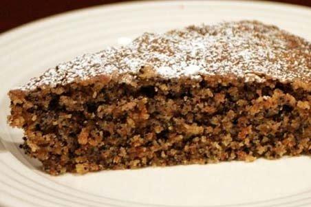 Receta de torta de almendras