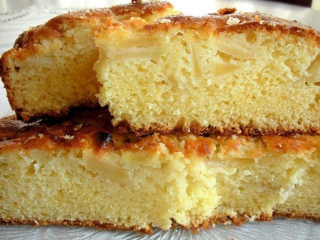 Receta de Torta de azúcar