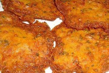 Receta de torta de camarones
