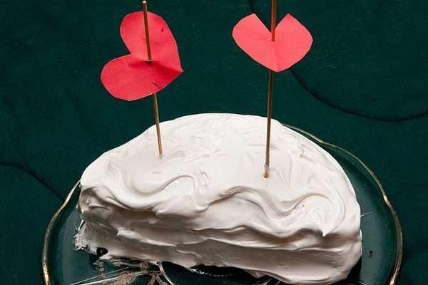 Receta de torta de chocolate blanco