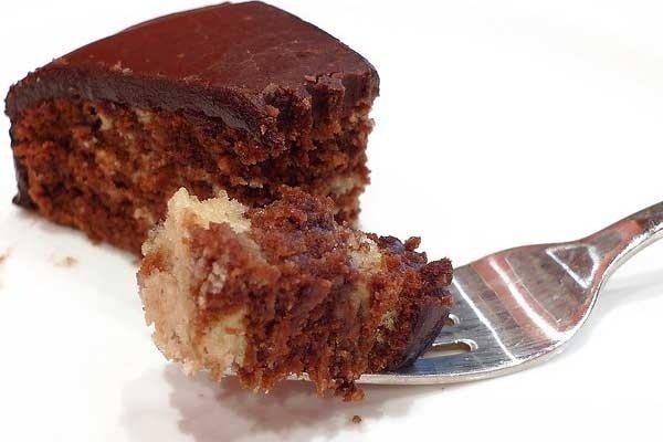 Receta de torta de chocolate con leche