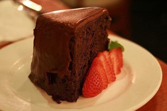 Receta de torta de chocolate