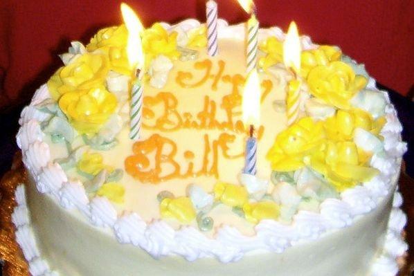 Receta de torta de cumpleaños benjamín