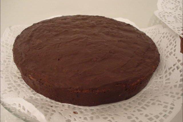 Receta de torta de nuez