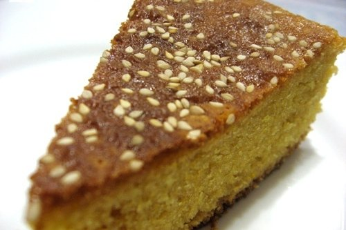 Receta de torta fácil